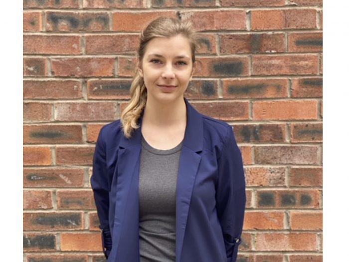Kitti Laczko, Holyrood PR intern's first blog post.