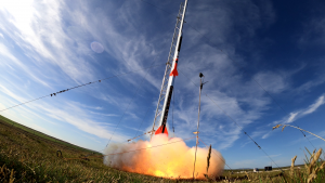 Skylark Micro Rocket Launch in Tech PR story