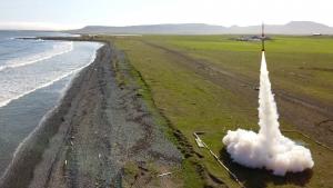 Launching of Skylark Rocket in Iceland in Tech PR story