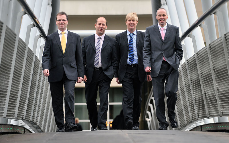 The directors of Space Solutions