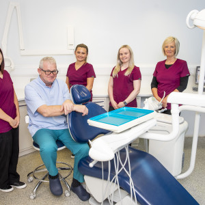 PR photography, Sandgate Dentistry, Clyde Munro Dental Group, Mark Fitzpatrick and team