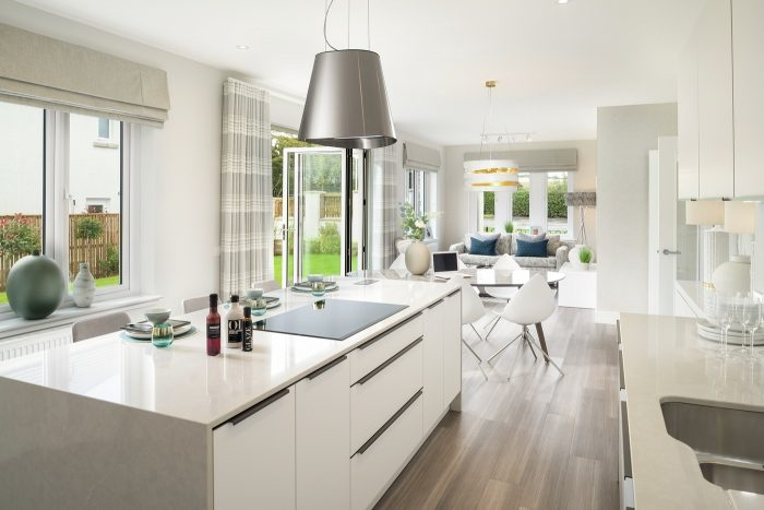 Property PR photography Queesnwood Linlithgow, CALA Homes (East)