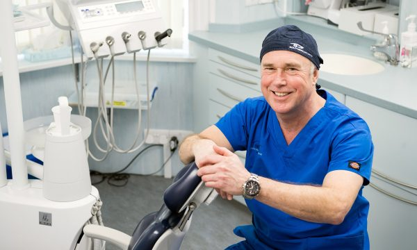 Health PR photography, Duncan Robertson Fairmilehead, Clyde Munro Dental Group.