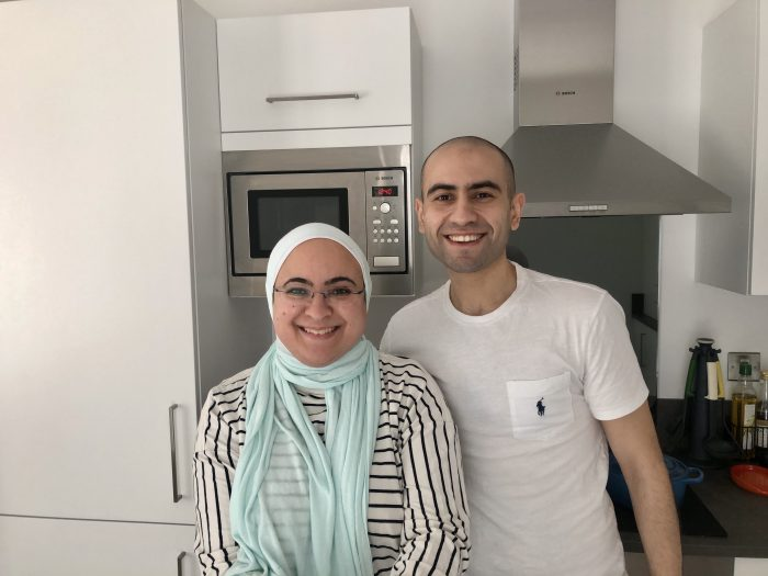 Property PR photography, May and Mohamed Aboelella, CALA Homes (East).