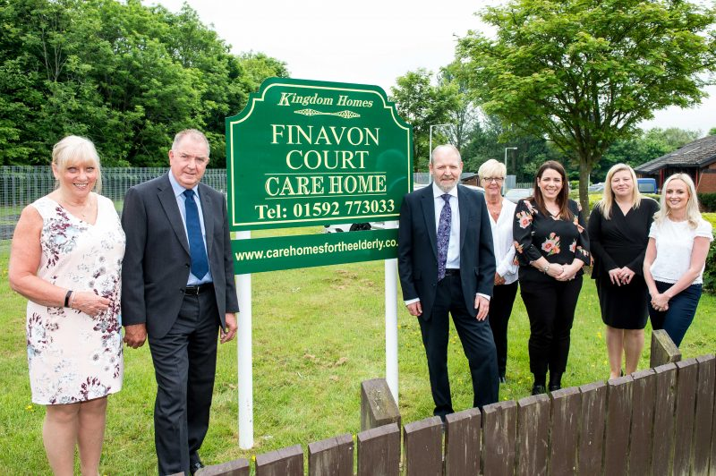 Bield sells Finavon Court in Glenrothes to Kingdom Homes