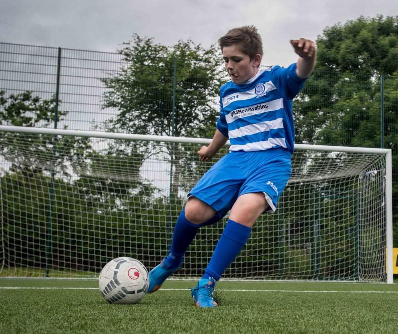 St Cuthbert's football team sponsorship