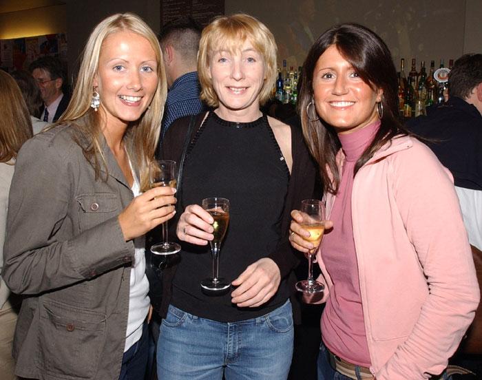 Pub opening event in edinburgh, with public relations photos
