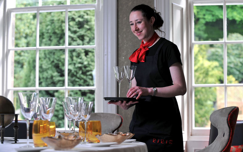 Restaurant public relations in Scotland