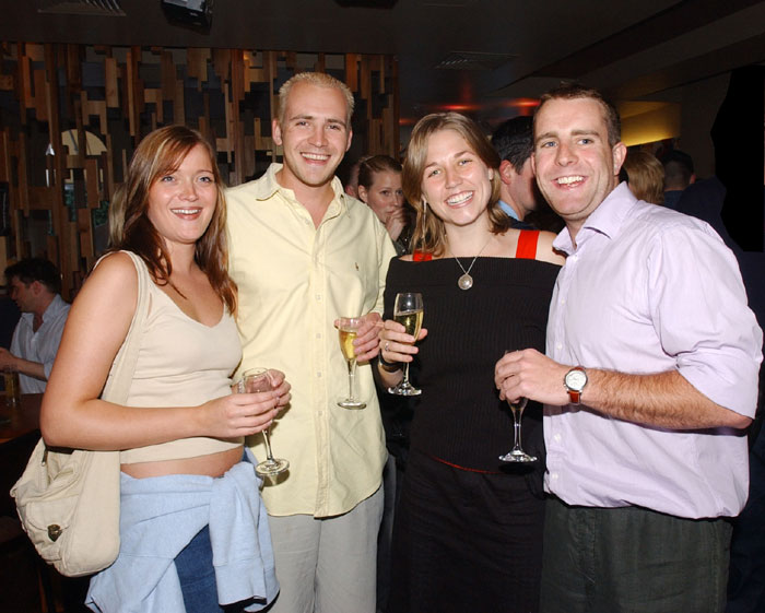 PR launch party for Assembly bar in Edinburgh