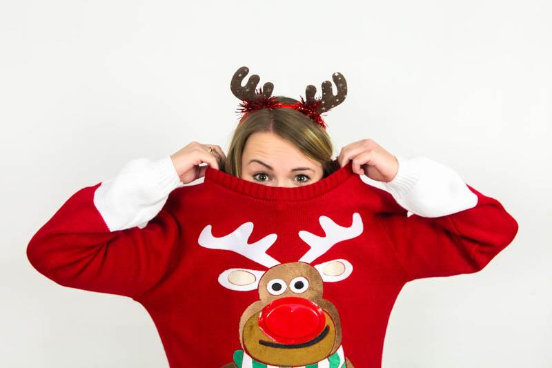 PR Agency Celebrating Christmas Jumper Day