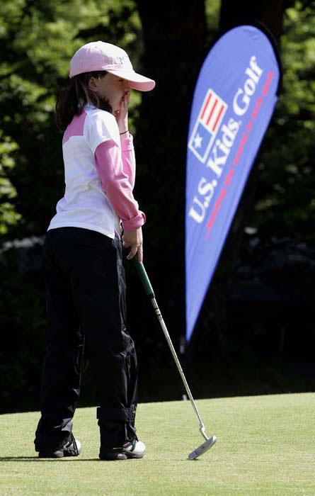 PR photos for U.S. Kids Golf