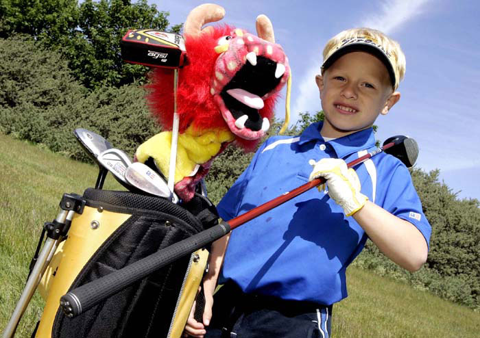 Golf tourney photos from Edinburgh PR agency