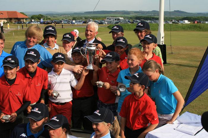 Edinburgh PR agency's photos of golf tournament in Scotland
