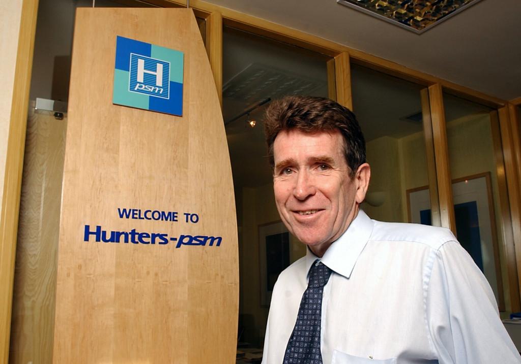 Property expert Brian Warner in a PR photo
