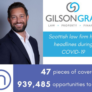 Gildon Gray hits headlines during pandemic thanks to Legal PR experts