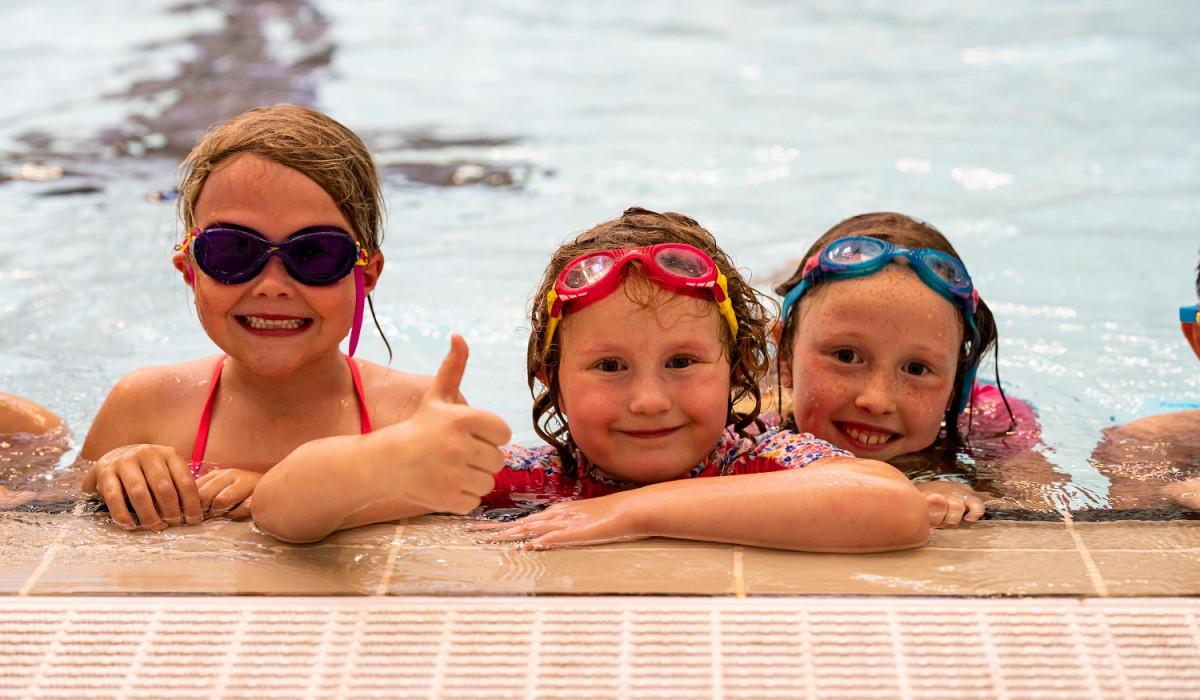 Scottish PR photography Learn To Swim Lesson Aberdeen Sports Village