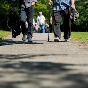 Taking steps to mental and physical wellbeing