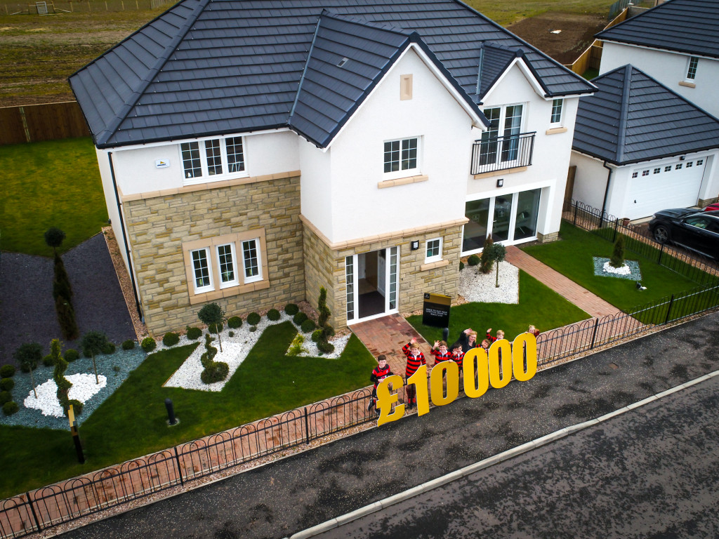 CALA Homes launches £10,000 Community Bursary in East Lothian