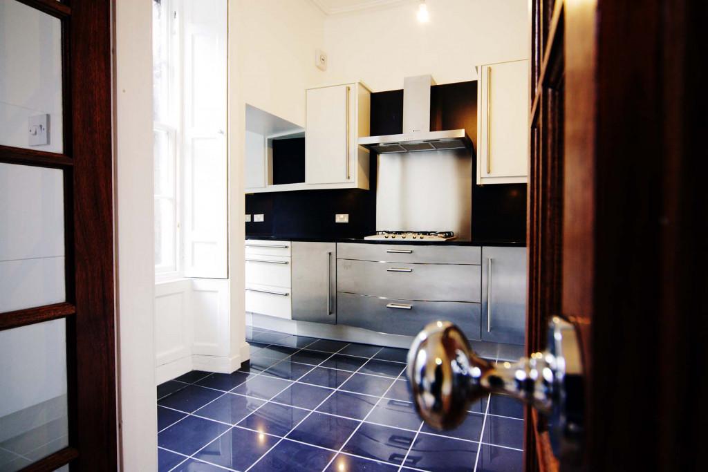 Property PR photography of 23 Ann Street, Edinburgh, Scotland