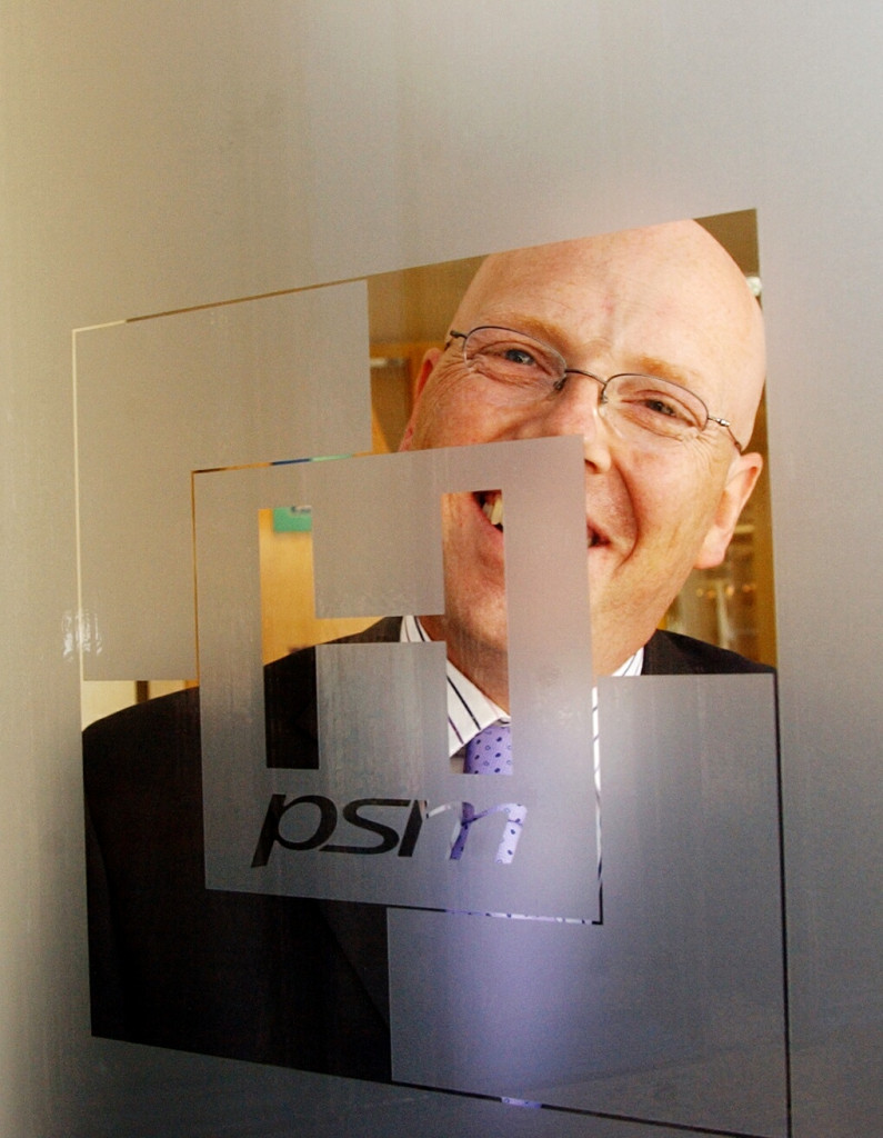 Gary Middlemass's appointment to PSM Law Group captured in legal PR photography