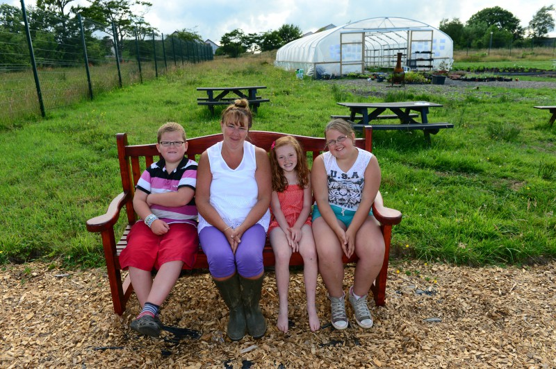 Banks Renewables donate to community garden project