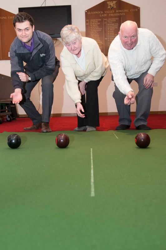 Glaisnock Valley  bowling club