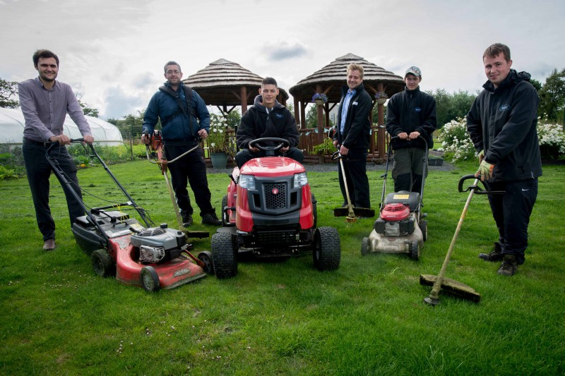 Banks Renewables helps landscaping job creation project