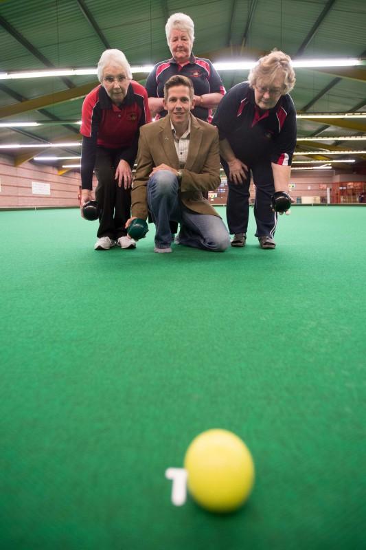 Hawick Bowling club