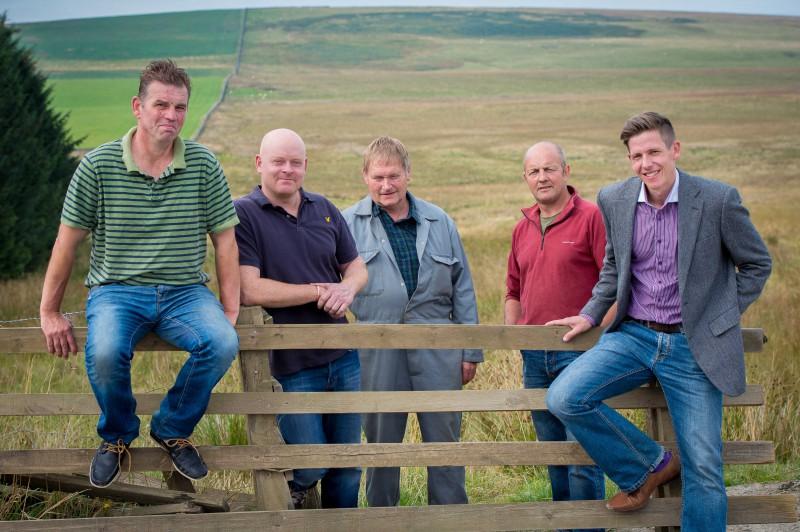 Farmers back Borders wind farm proposals
