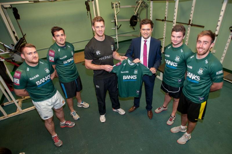 Hawick Rugby Club sponsorship