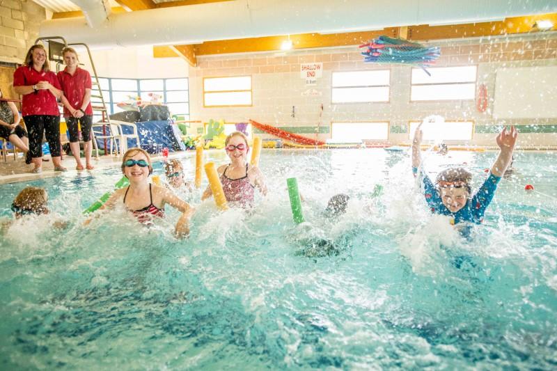 Kirkcudbright swimming pool