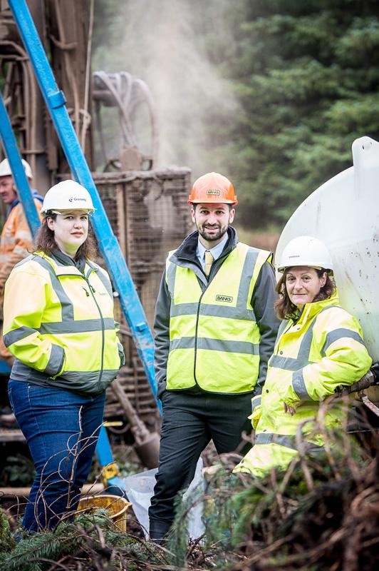 Edinburgh Industry Photography