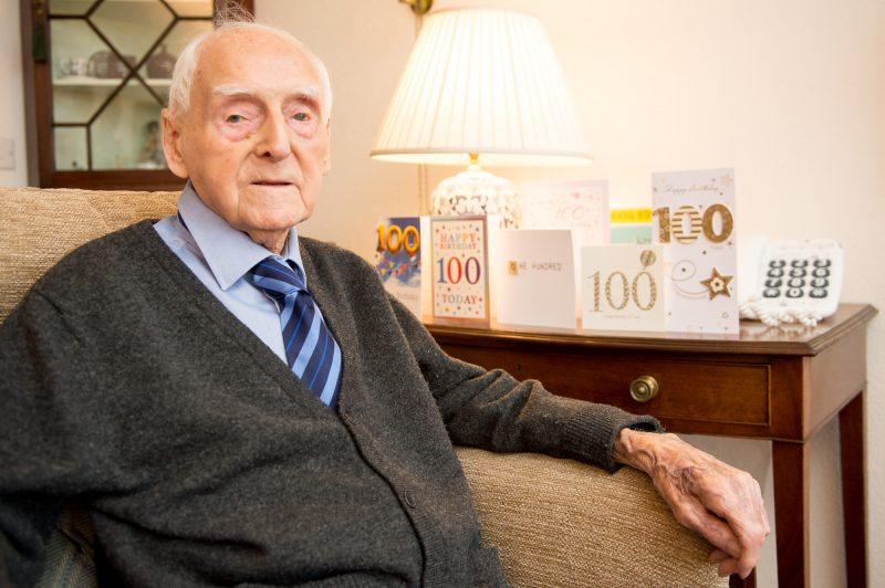 Willie McAvoy 100th