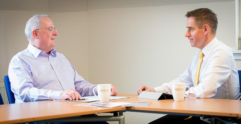 Gerry O'Sullivan Chair of Bield