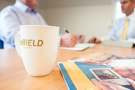 Face to face with the executives from Bield