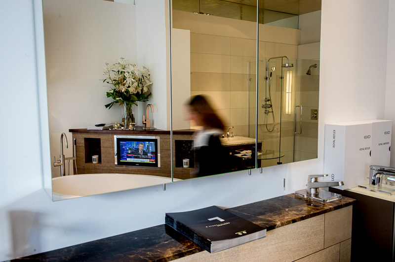 Boscolo bathrooms, Stockbridge, 22nd September, 2015