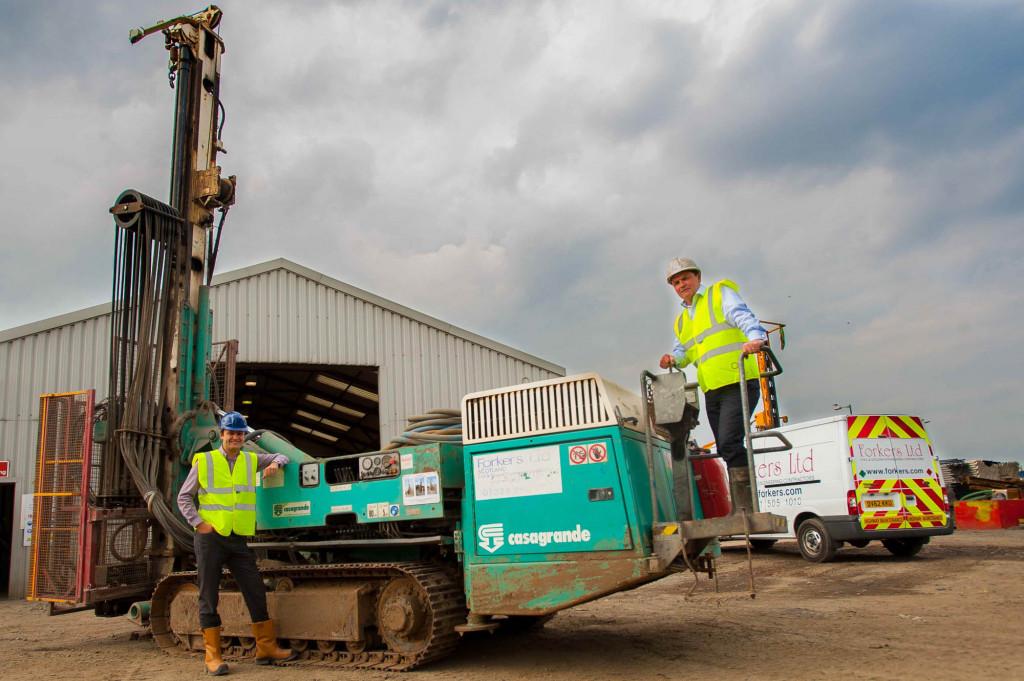 Grangemouth Begins Work on Community Wind Farm