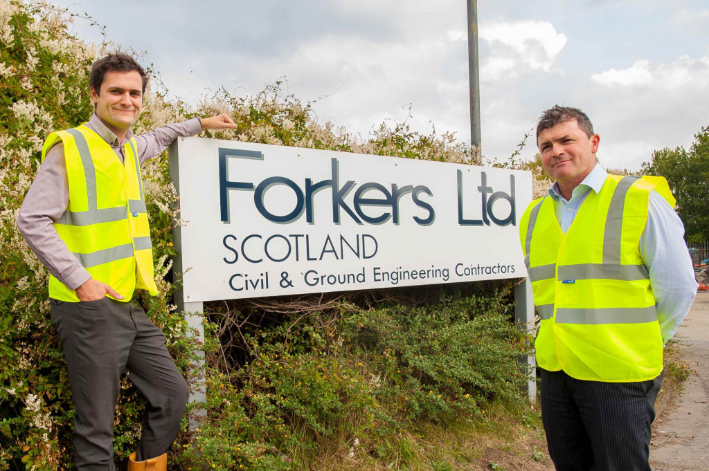 New Property Development Benefits Forkes Ltd