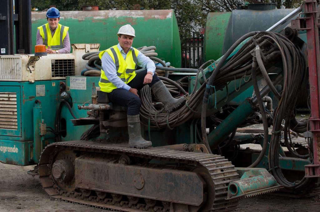 Glenboig Local Companies Get Boost