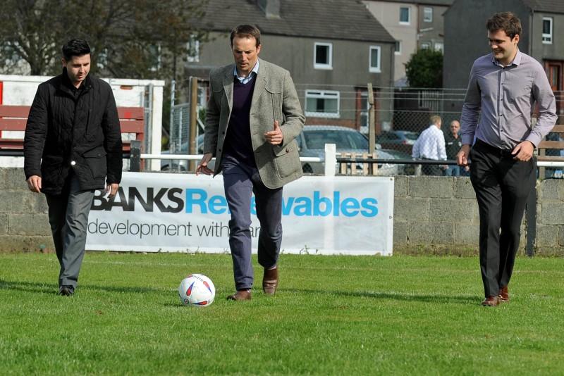 Banks Renewables sponsor Cumnock Chronicle
