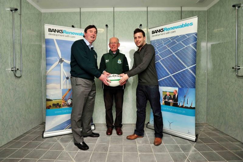 Wind farm company's £10,000 donation to Hawick Rugby Club