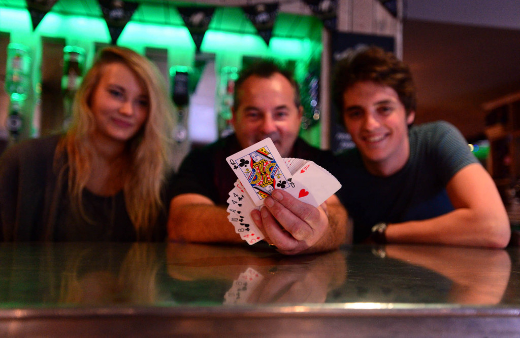 Craic lessons for staff in Irish bar