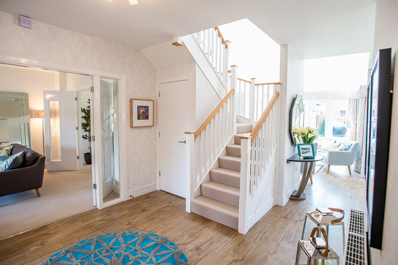 CALA Homes launches its latest showhome at Kinleith Mill