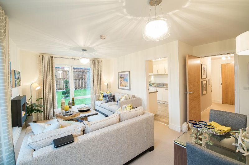 Cala Homes, Dalmeny Park Apartments, South Queensferry.
