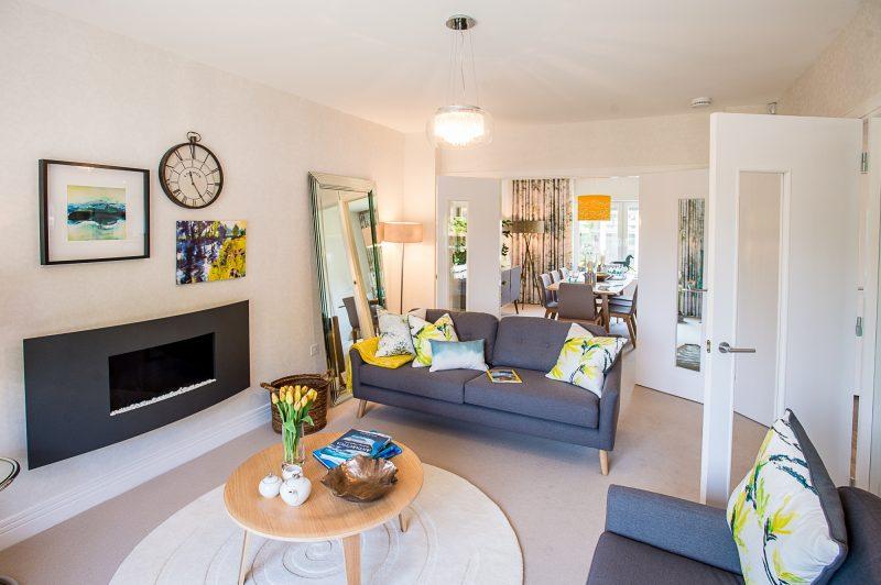 CALA Kinleith Living Room