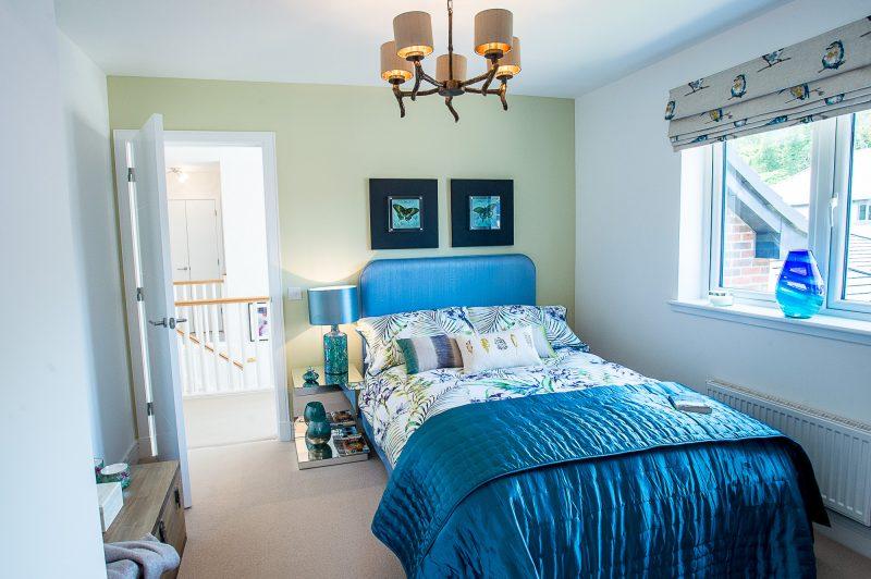 CALA Kinleith Bedroom Blue