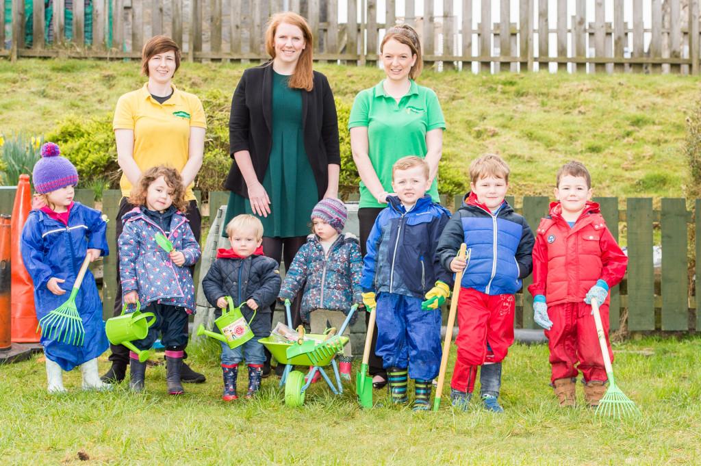 Young Gardeners, Loanhead