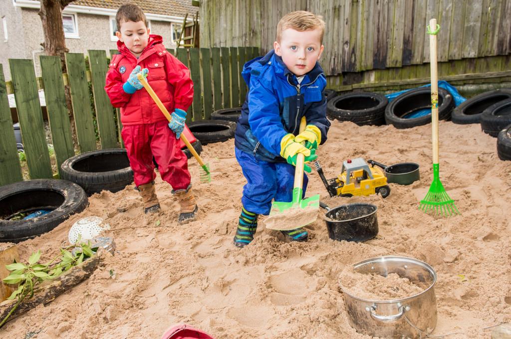 Young Gardeners Loanhead