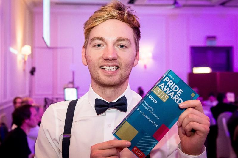 Award winning PR team at public relations agency Holyrood PR in Scotland