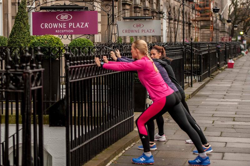Holyrood PR Capture Stunning Photo's for Edinburgh Hotel
